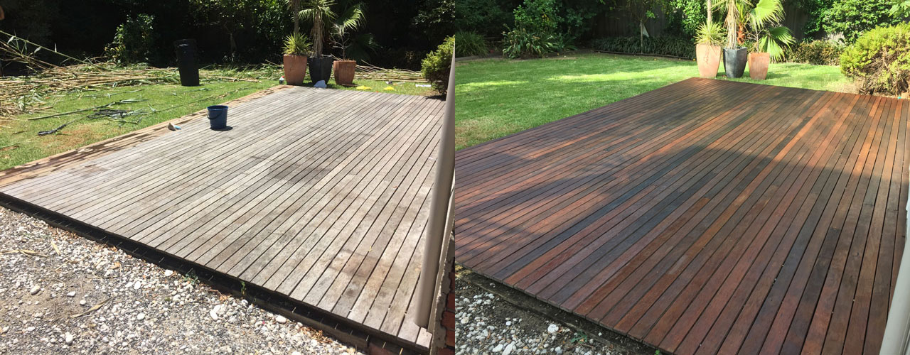 timberdecking