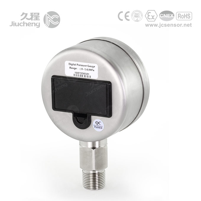 jc640 digital pressure gauges