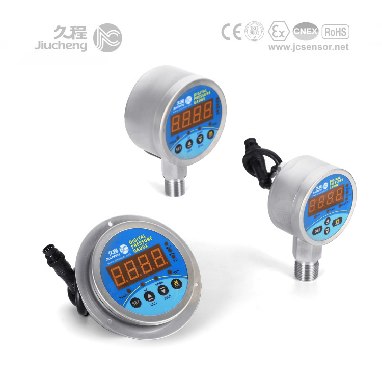 JC418 Digital Pressure Switch for Oil Water Gas Air