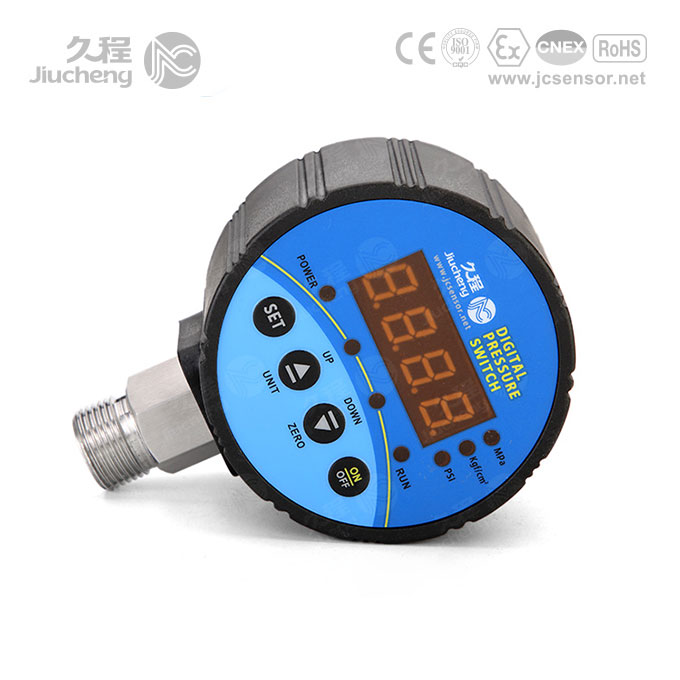 JC418 High Accuracy Digital Pressure Controller