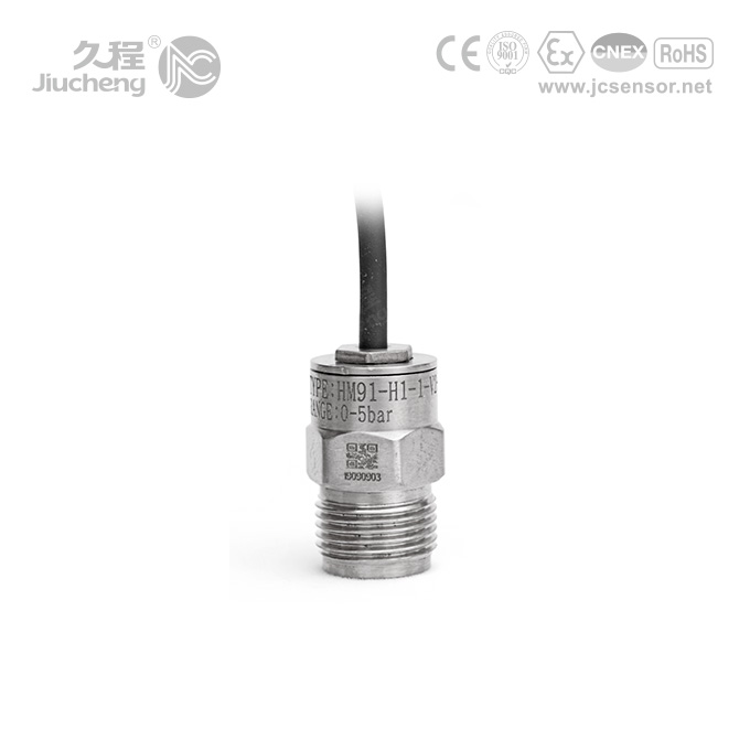 JC91 Micro Pressure Sensor and Transmitter