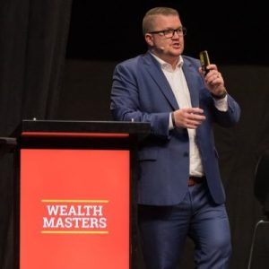 A meeting with financial advisor Graeme Holm, CEO of Infinity Group Australia, changed everything.
