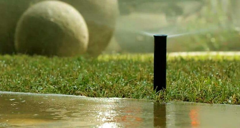 Hunter railbird sprinkler repair irrigation drainage lee engineering