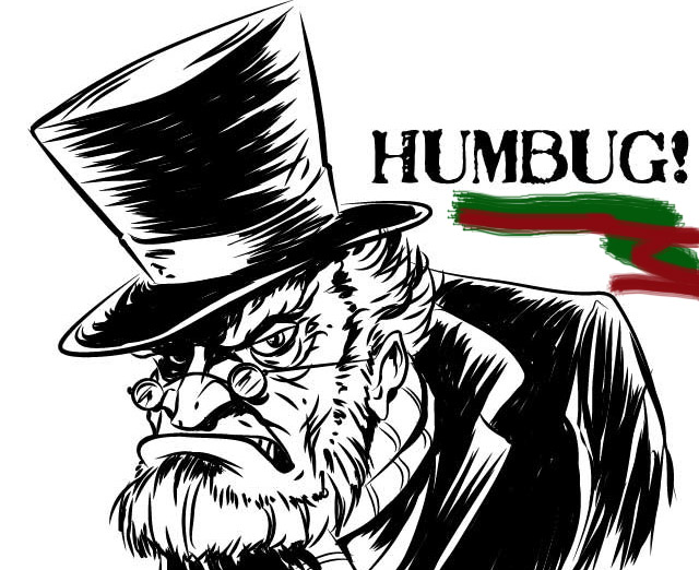 Humbugs vs. Heroes: Holiday Showdown!