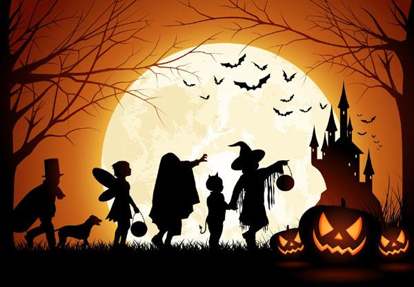 Shadowdancing: Jung's Halloween