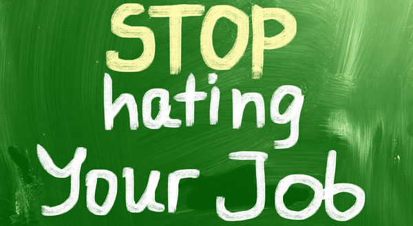 5440791 stop hating your job concept