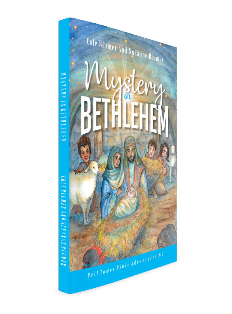 Mystery in Bethlehem by Cole and Susanne Blumer