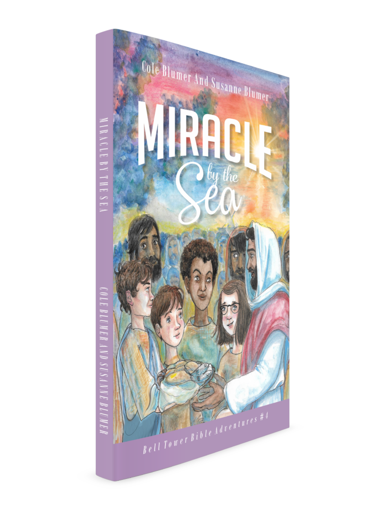 Miracle by the Sea by Cole and Susanne Blumer