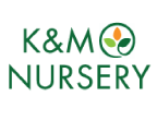K&M Nursery logo