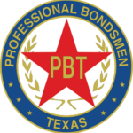 Professional Bondsman of Texas Logo