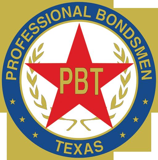 Professional Bondsman of Texas Logo