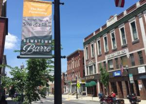 Main Street in Barre VT