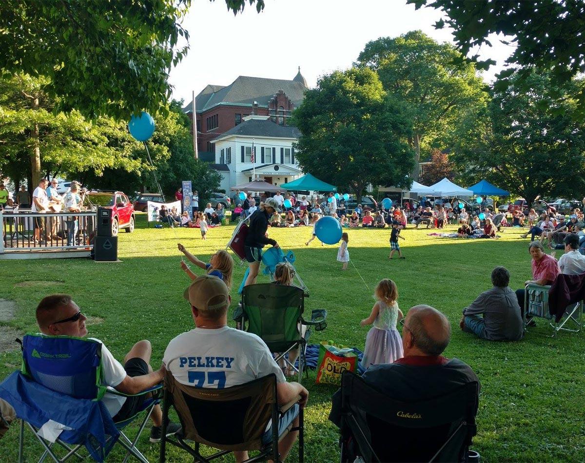 Currier Park Summer Concert Series