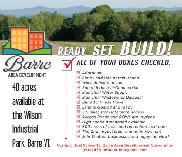 Wilson Industrial Park information.