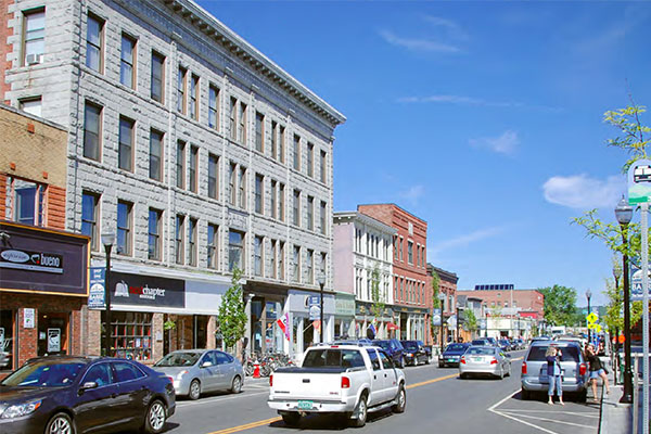 Commercial real Estate for sale in Barre, VT