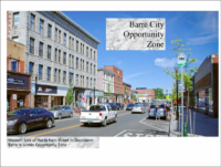Barre City in Vermont is an Opportunity Zone with attractive tax incentives for investors to purchase and improve existing buildings.