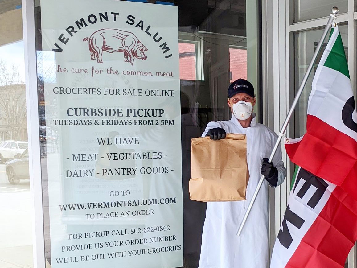Vermont Salumi of Barre, Vermont processes and cures all-natural meat products rooted in Italian tradition and the classic salumificio.