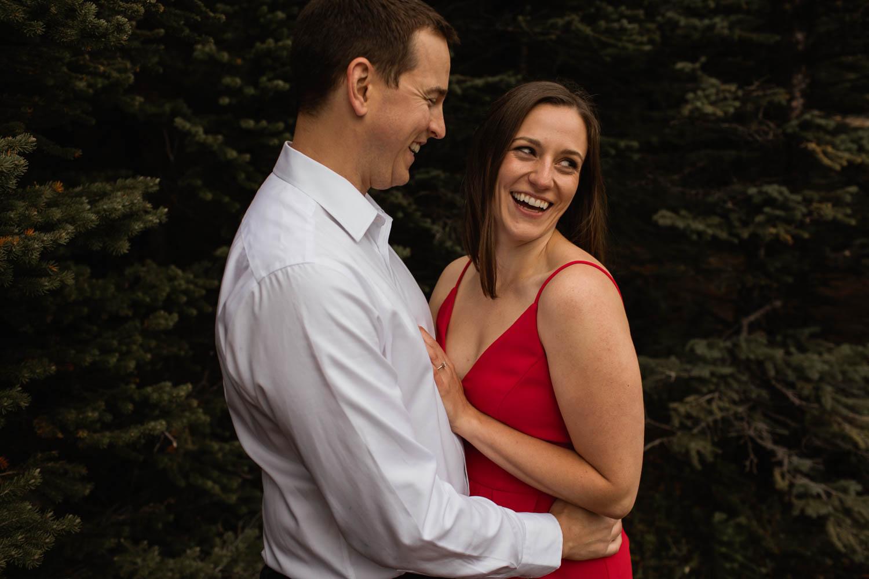 Banff-Engagement-Photographers