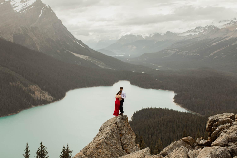 Banff Engagement Photographers
