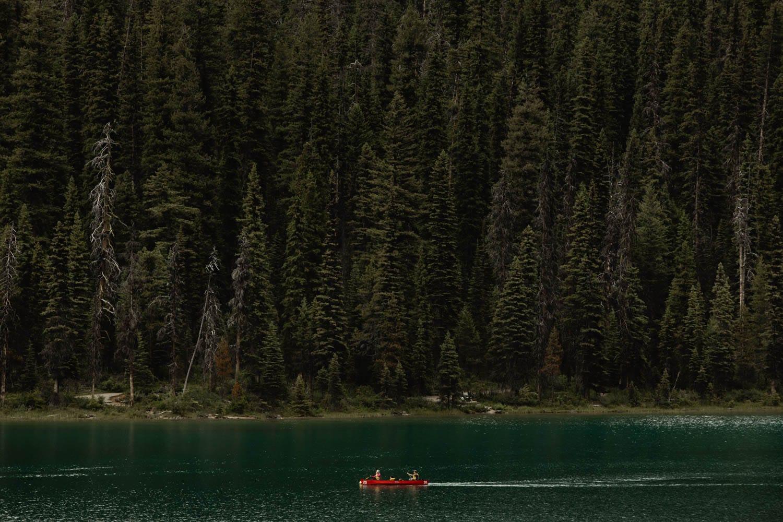 Yoho Canoe Rental