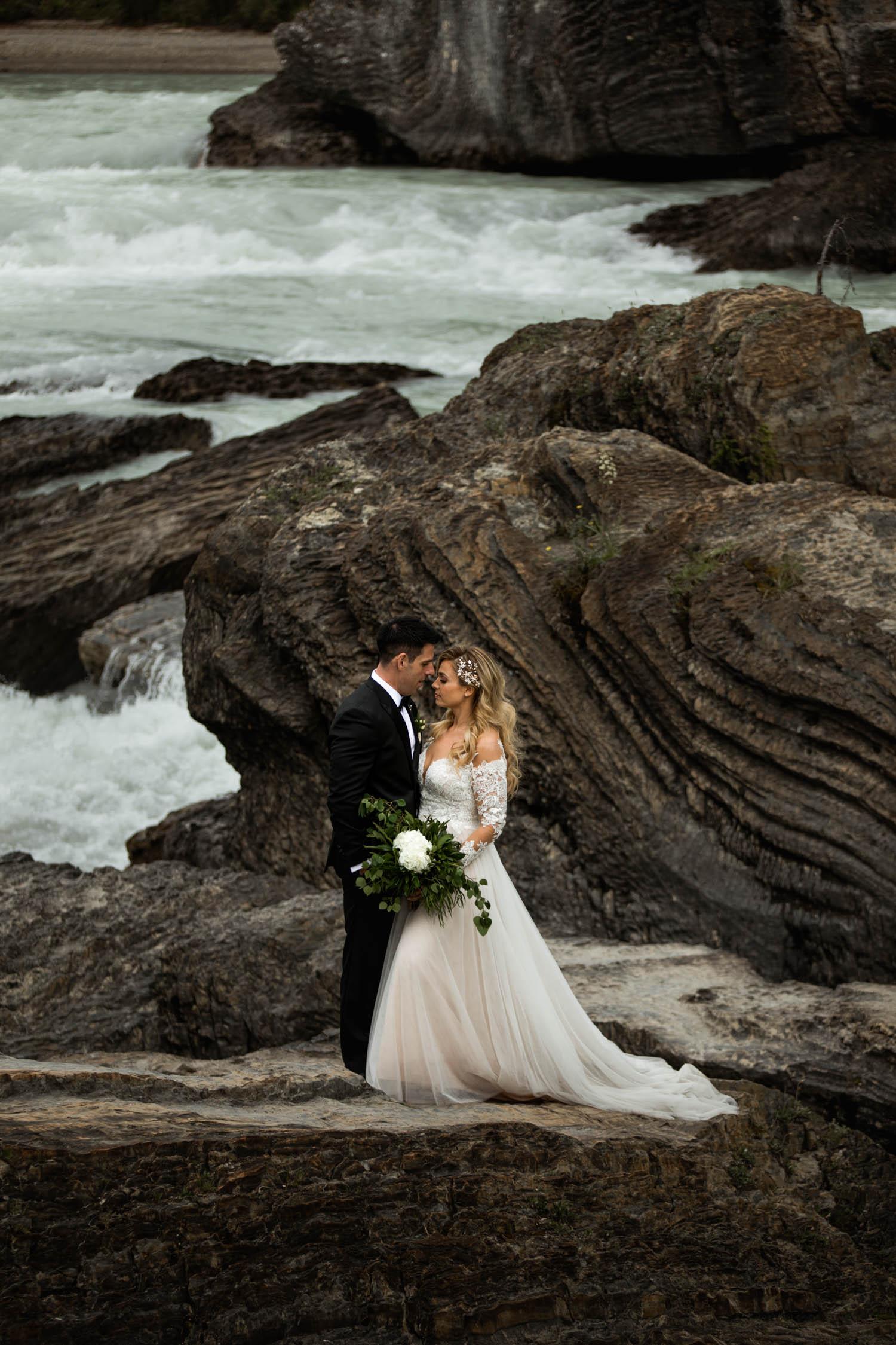 Natural Bridge Wedding Location