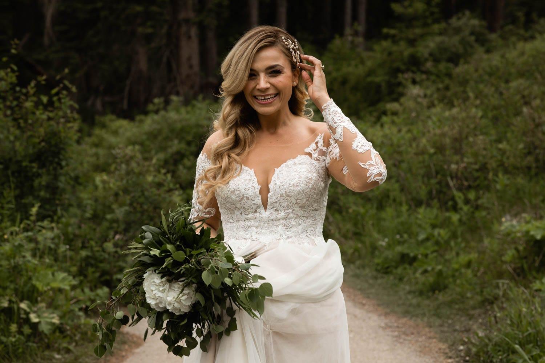 Banff Wedding Dress