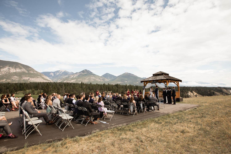 Eagle Ranch Resort Wedding Invermere