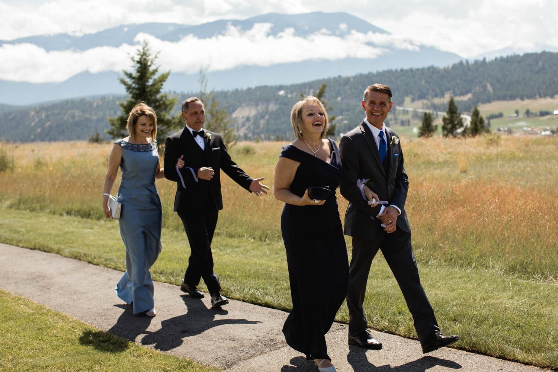 Invermere Eagle Ranch Resort Wedding