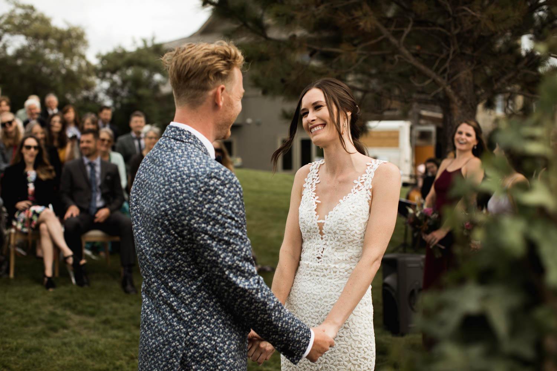 Calgary Wedding Photographers Okotoks Ranch