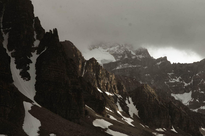 Mt Assiniboine Landscape