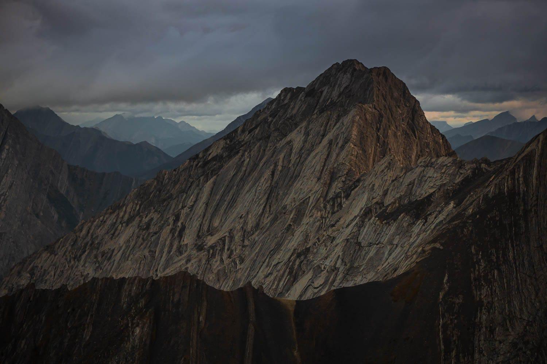 kananaskis mountain view