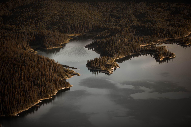 Kananaskis Upper Lake