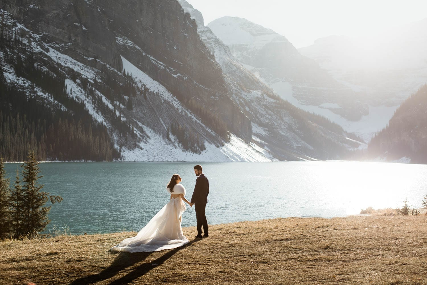 Best Time of Year to Get Married in Banff National Park