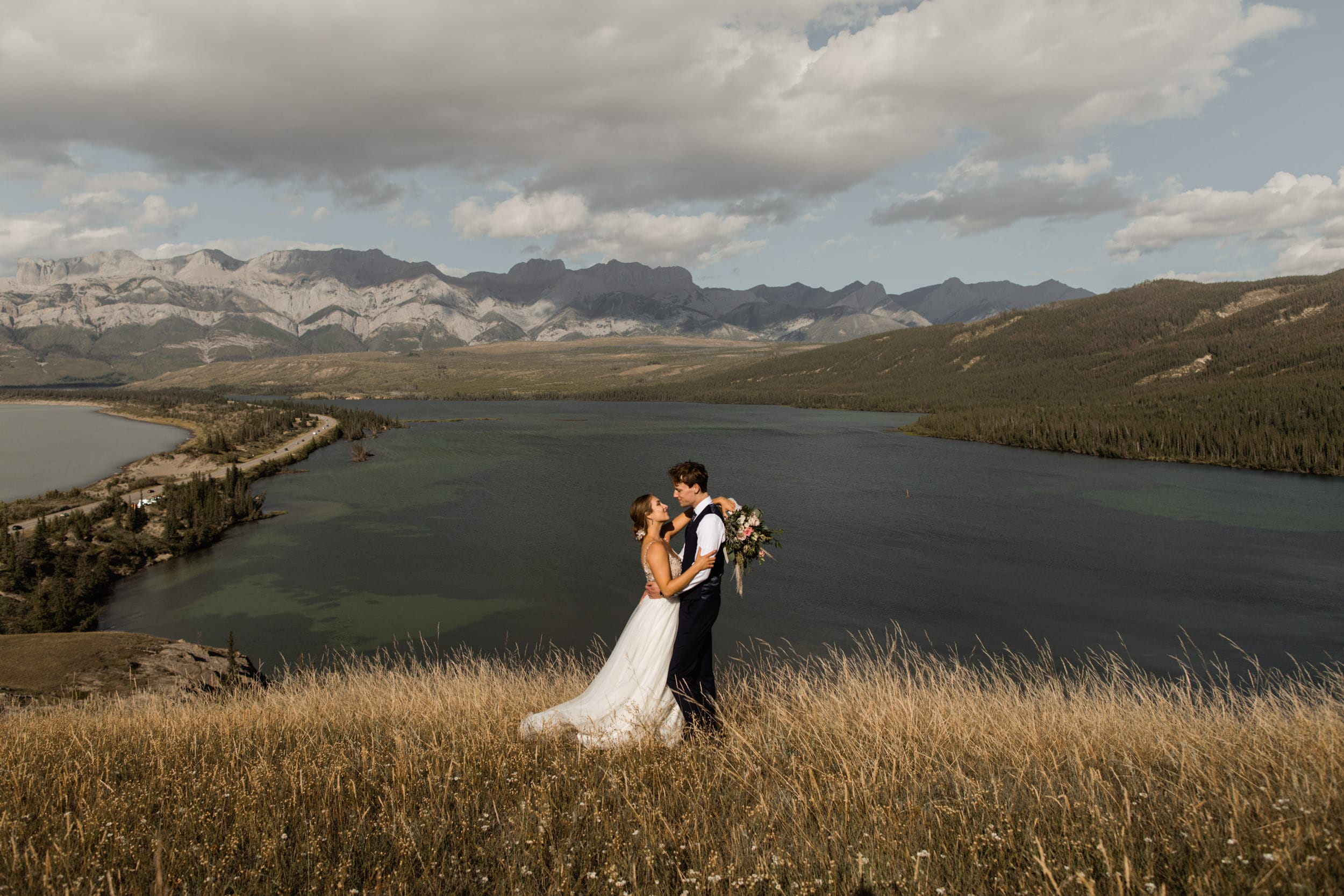 Jasper Intimate Wedding Photographers