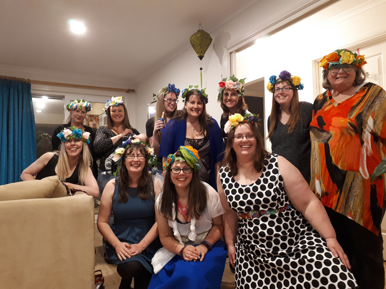 A Crafty Hens Party