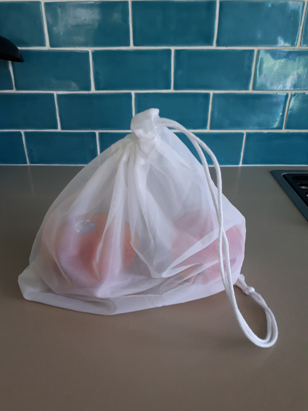 Tutorial – How to make Reusable Produce Bags