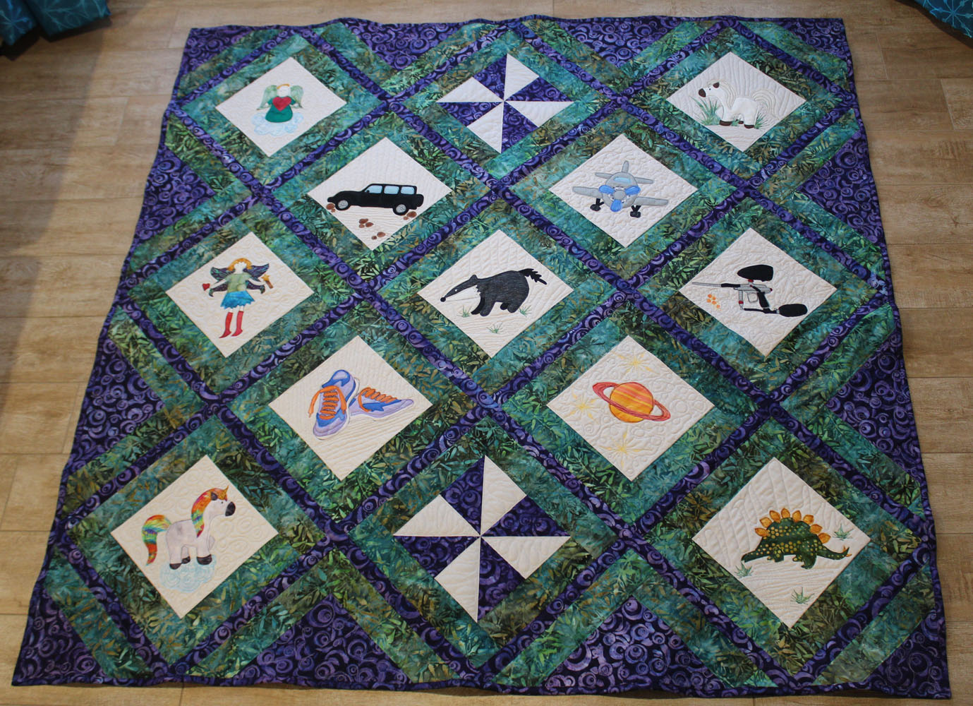 A Family Quilt
