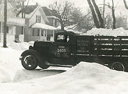about dufrane moving company - history