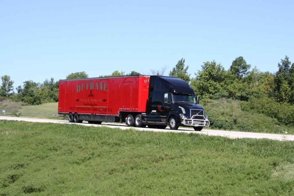 dufrane moving & storage - freight; commercial; interstate moving