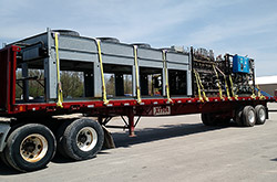 dufrane moving & storage: freight or commercial transportation