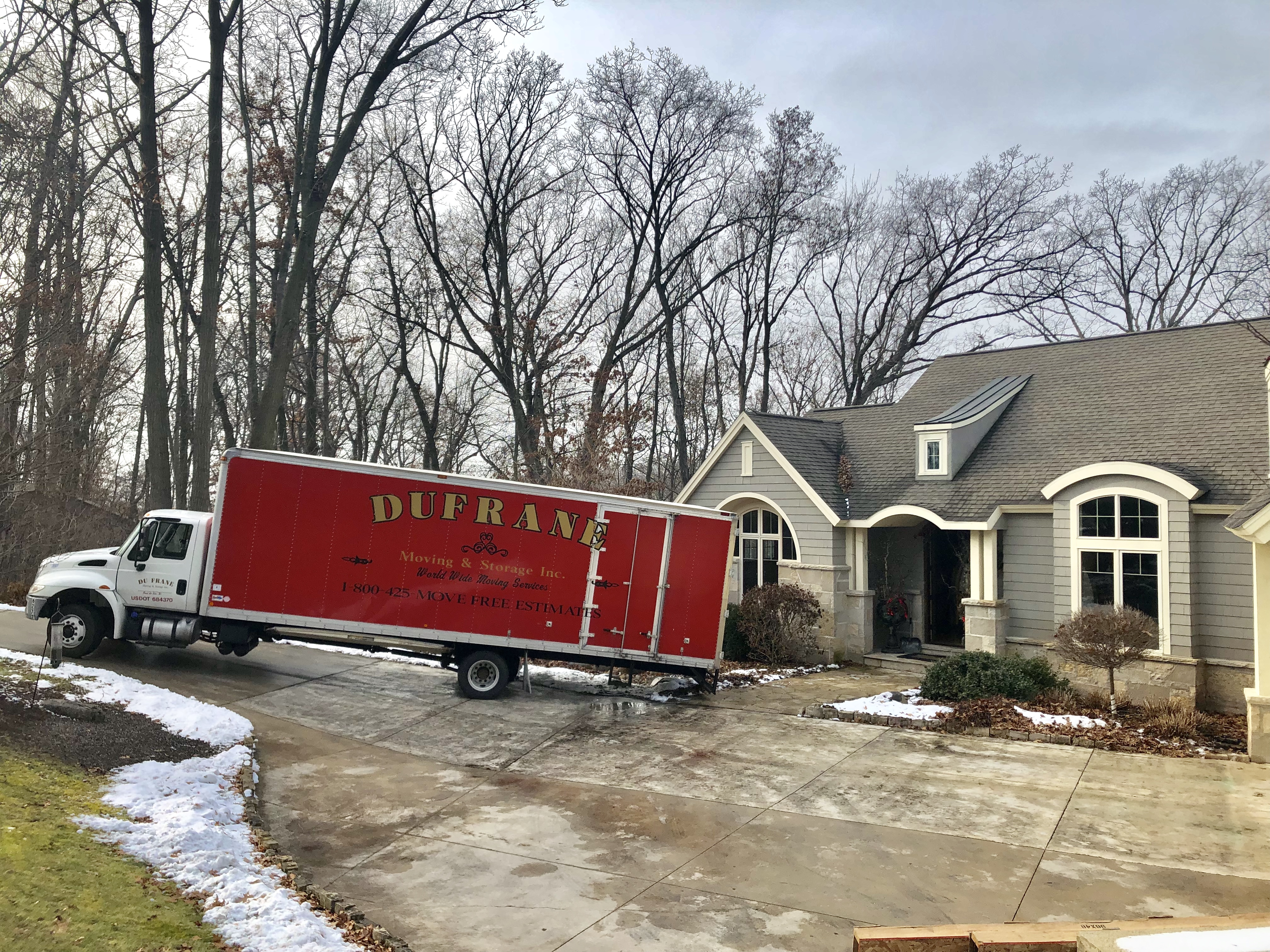 dufrane moving & storage - your local moving company