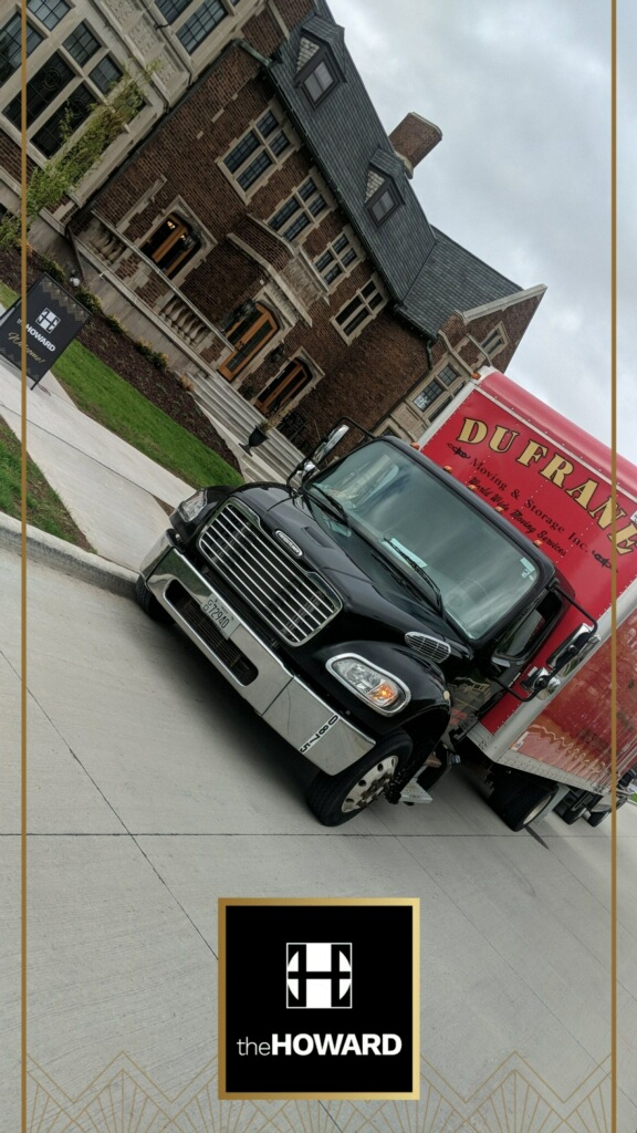 dufrane moving & storage - business move for the howard oshkosh wisconsin