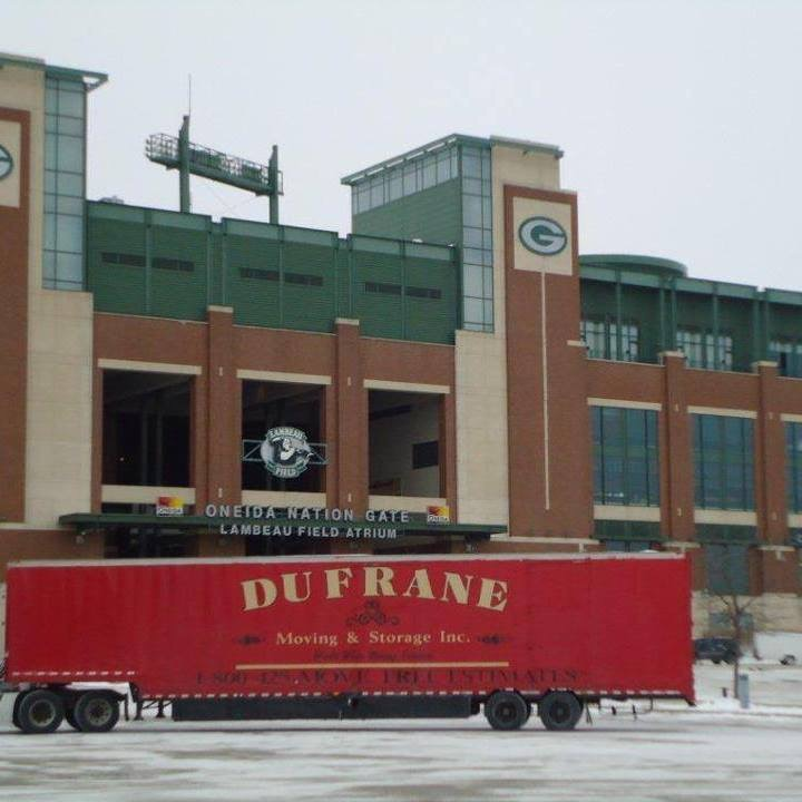dufrane moving & storage - interstate moving, freight, commercial, business move