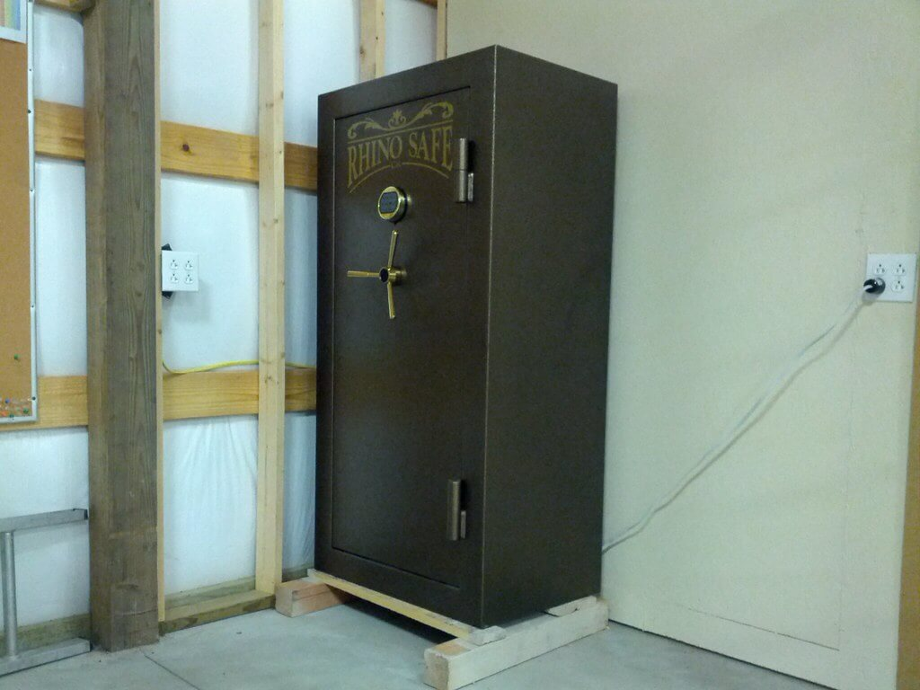 dufrane moving & storage - large safe move