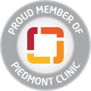 Proud Member Of Piedmont Clinic