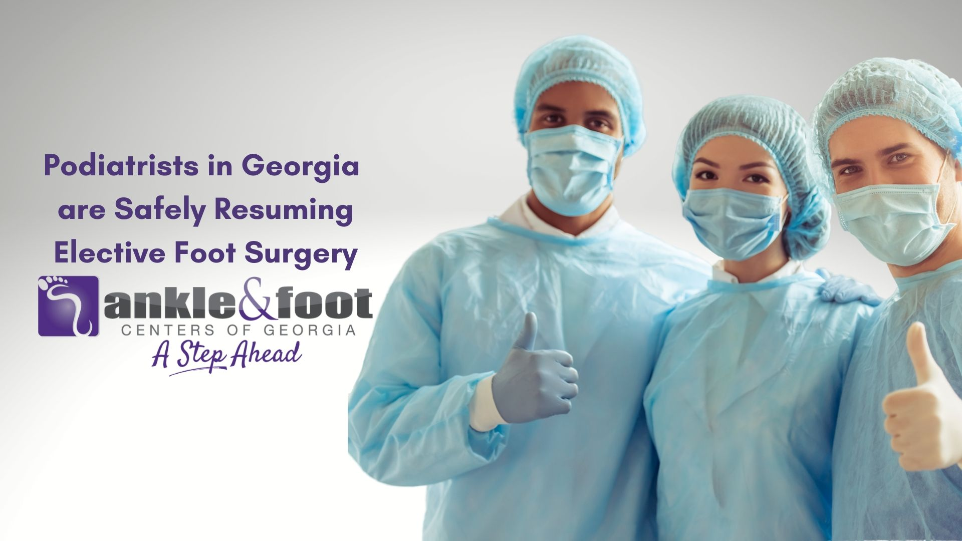 Elective Foot Surgery