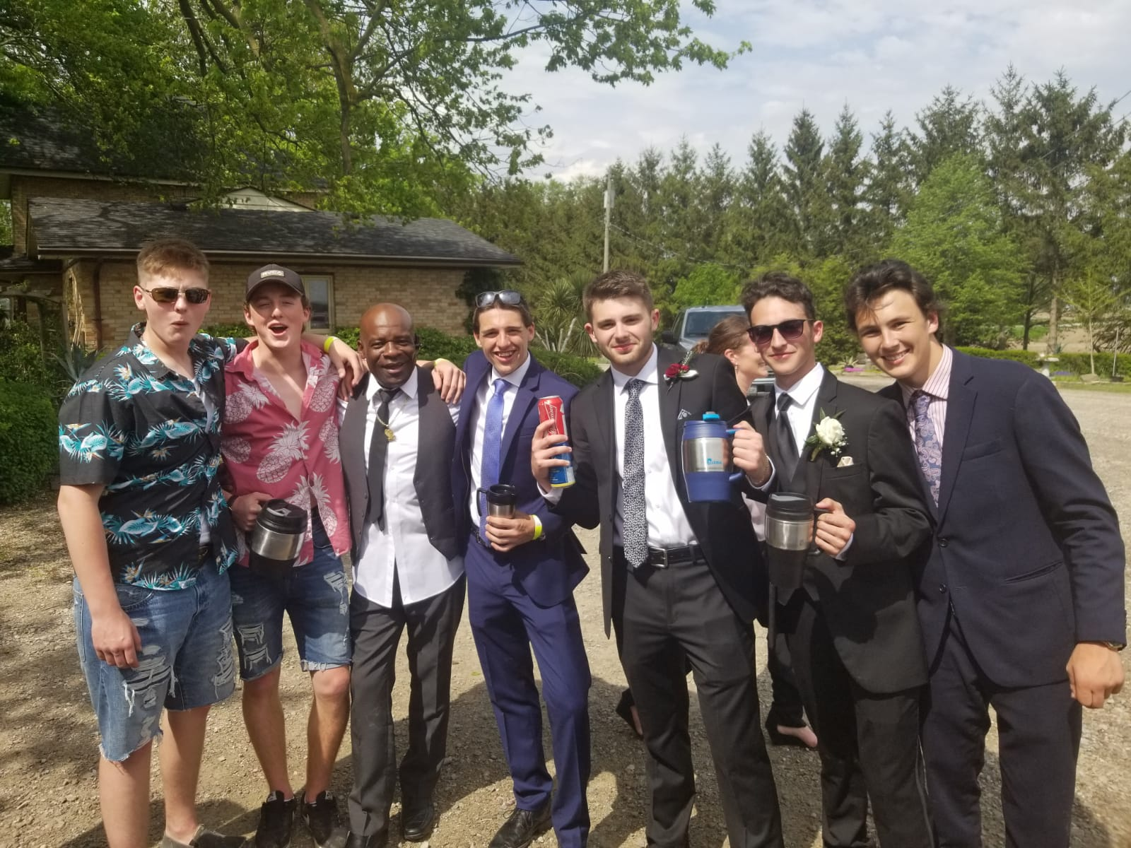 Prom Limo Bus Rentals