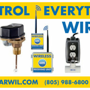 Harwil - Wireless Flow Level Pump