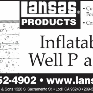 Lansas Products - Inflatable Well Packers