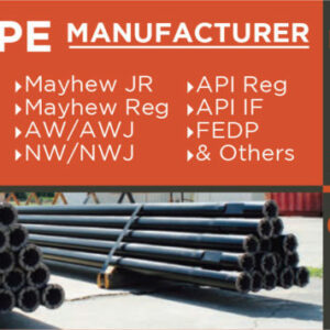 Drill Pipe Manufacturer